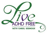 Live ADHD Free Logo